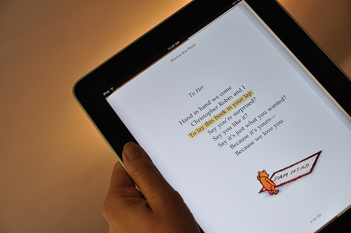 The Future of ebooks… and the Middle-Grade Reader