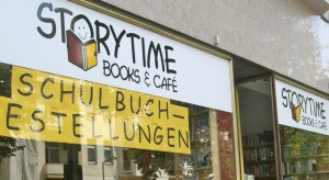 Storytime Books & More, Friedenau, Berlin, Germany