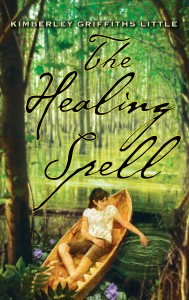 And the Winner of THE HEALING SPELL hardcover is:
