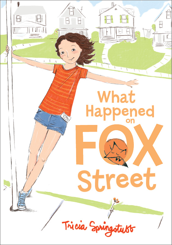 What Happened on Fox Street, Interview and Giveaway