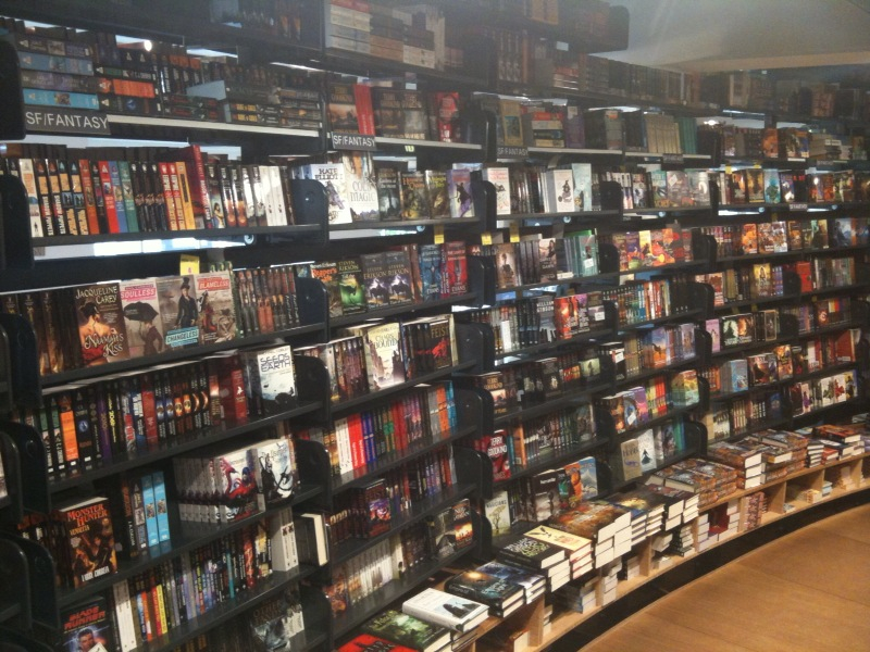 Indie spotlight! ABC Books in Amsterdam, the Netherlands!