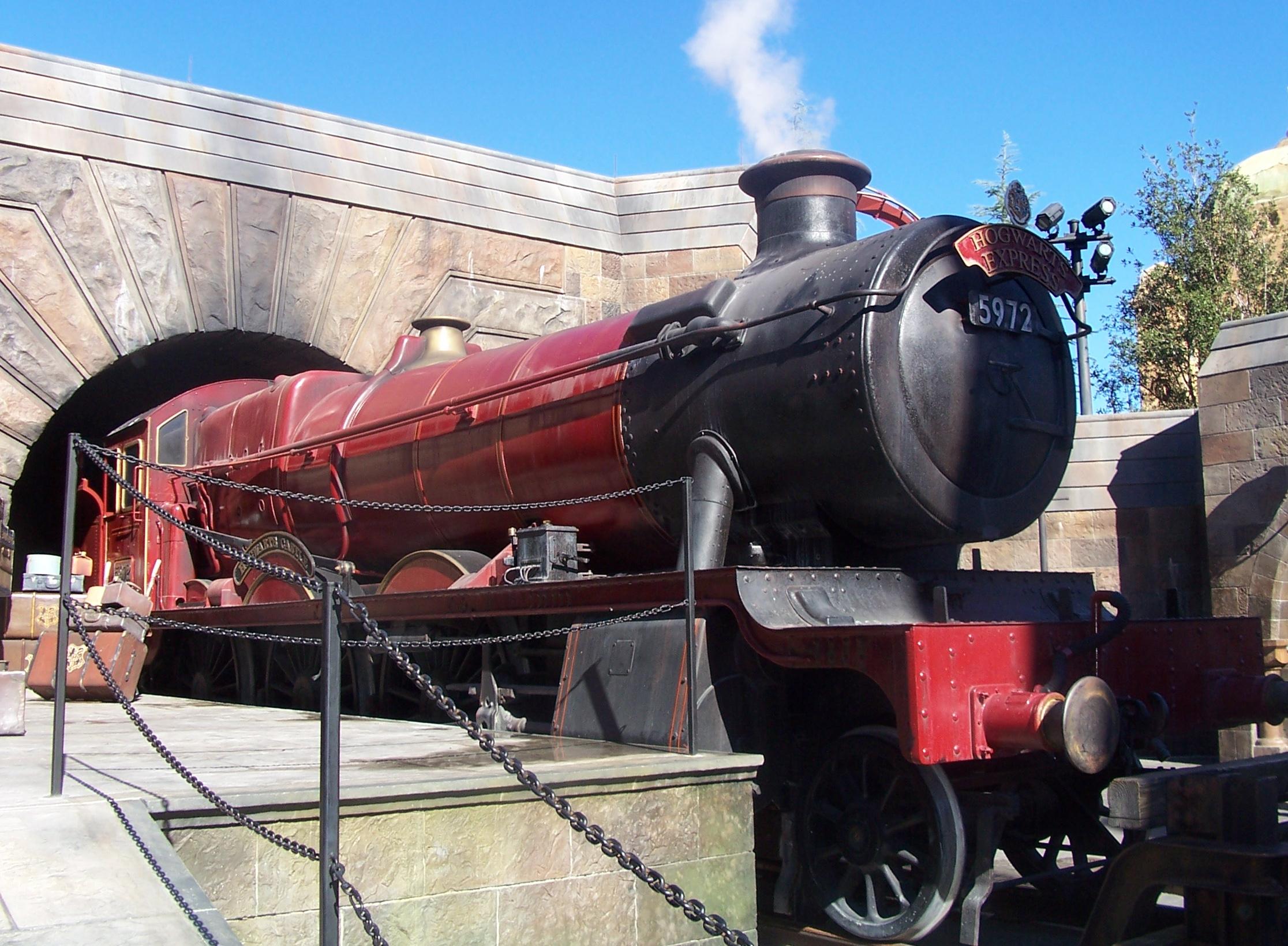 All Aboard the Fantasy Train!