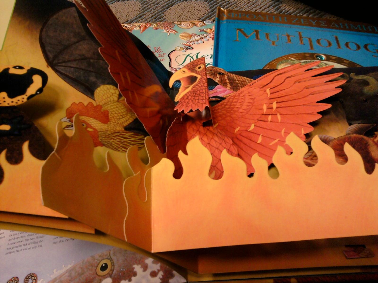 inside spread from Beastology book