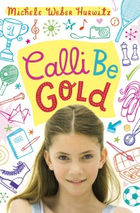 Winner of Callie Be Gold!