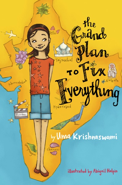 Interview: Uma Krishnaswami's Grand Plans