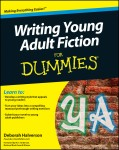 Giveaway winner - Writing Young Adult Fiction For Dummies