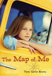 Watch out! It's Margie Tempest from THE MAP OF ME (and win a book!!)