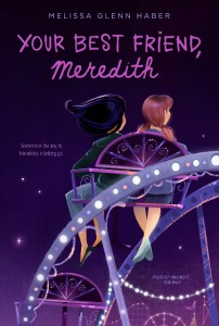 Dear Melissa - Interview With MG Author Melissa Glenn Haber (And Giveaway!)