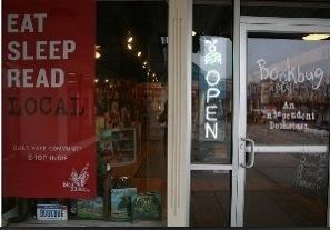 Indie Spotlight:  The Bookbug in Kalamazoo