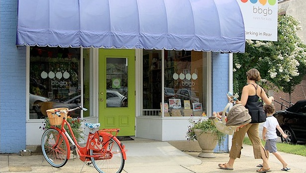 Indie Spotlight: bbgb (Bring Back Great Books) in Richmond, VA