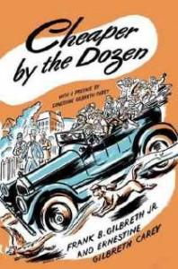 cheaperbythedozen-book