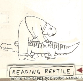 Indie Spotlight: The Reading Reptile, Books and Tapes for Young Mammals