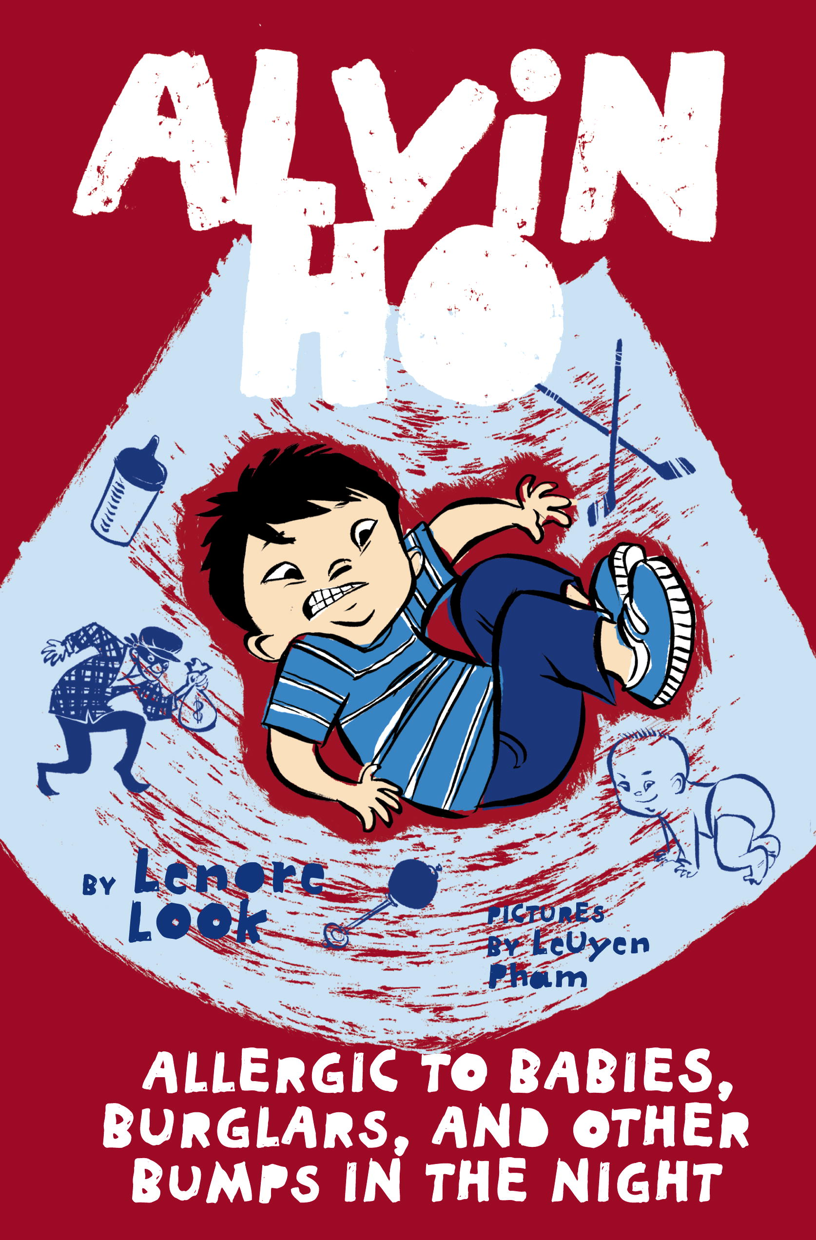 Screen Free Week With Alvin Ho Author Lenore Look!