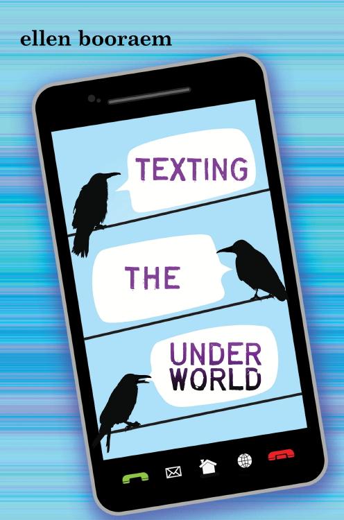 Texting the Underworld...
