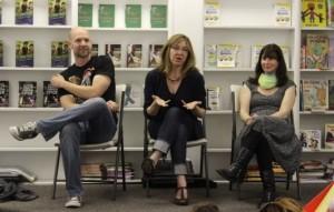 Middle-Grade Mania with Joe Schreiber, Linda Urban, & Jacqueline Davies