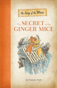 Secret of the Ginger Mice cover