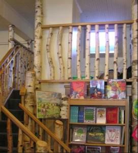 Birchbark Interior
