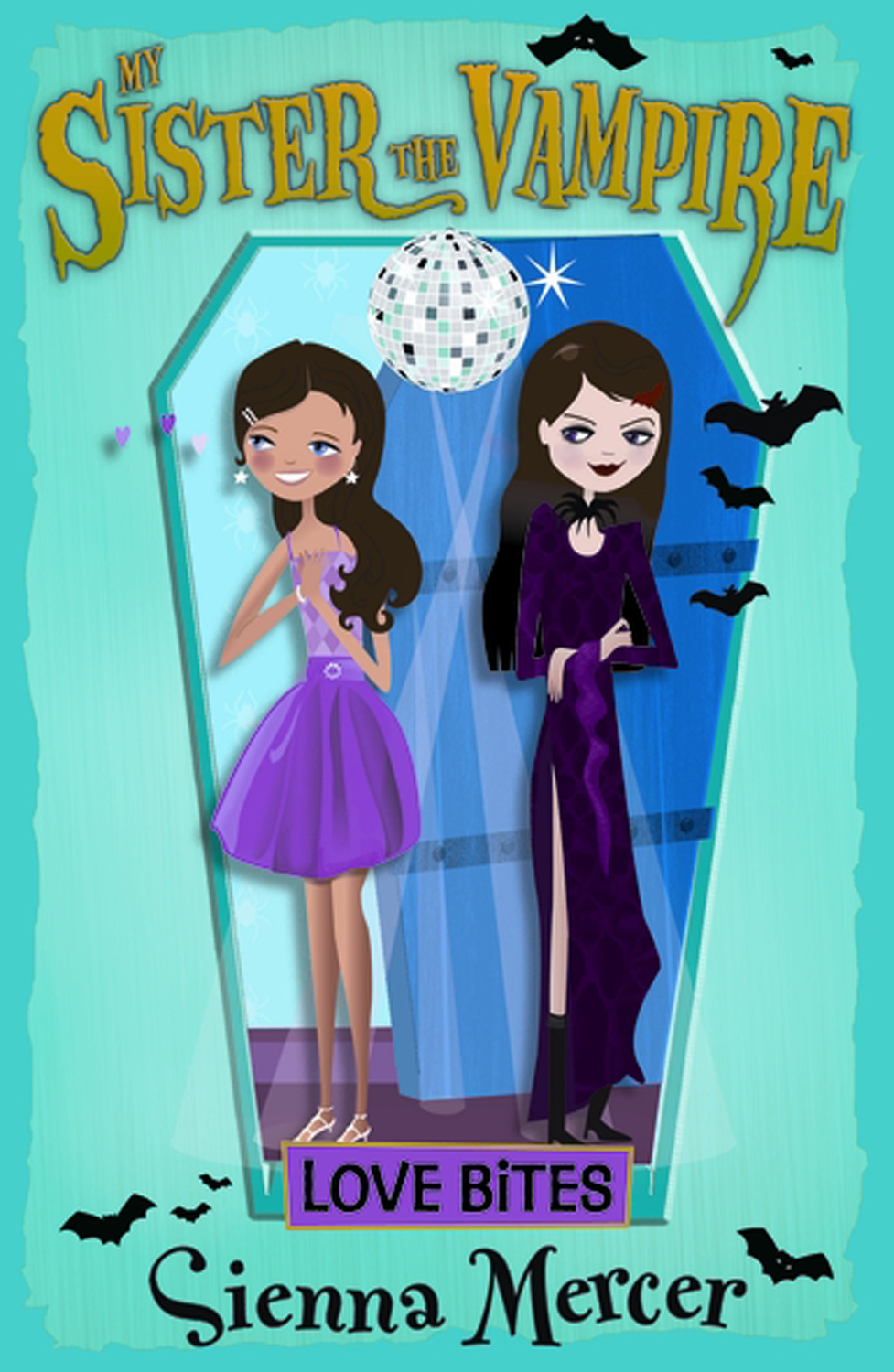 My Sister the Vampire Giveaway
