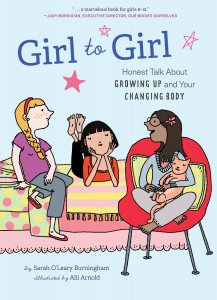 Girl to Girl--A Giveaway