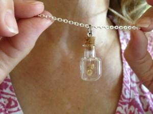 Fireflfy Necklace