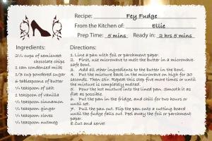 Ellie's Recipe Card v2