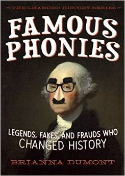 Interview with Brianna DuMont, Author of Famous Phonies