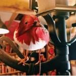 WB Artificial bird