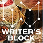writers block logo sign #5