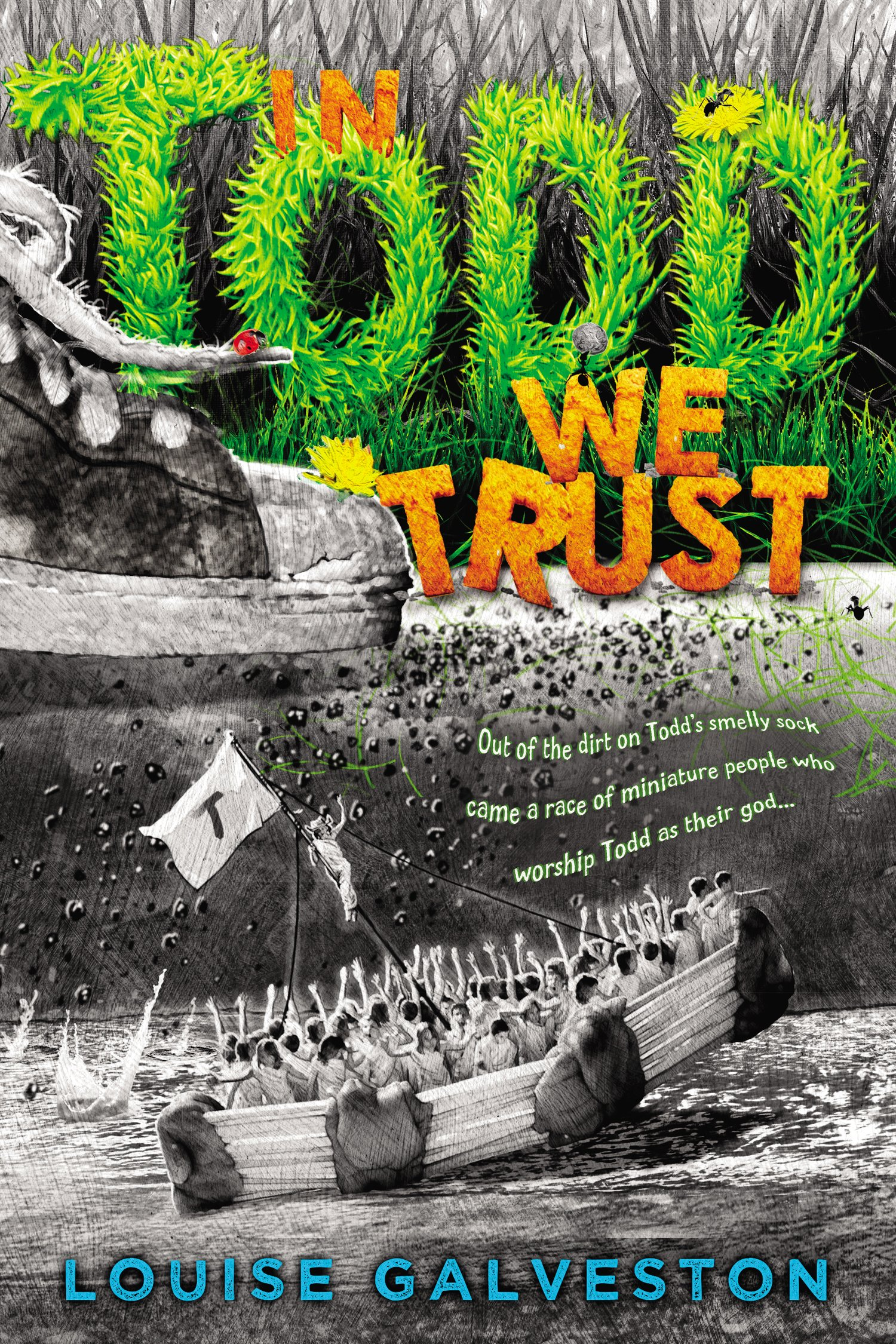 In Todd We Trust by our own Louise Galveston