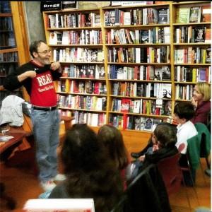 Dan Gutman at Octavia Books