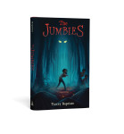 A photo of Tracey Baptiste's book, The Jumbies