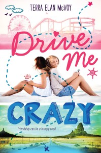 A photo of the cover of Drive Me Crazy