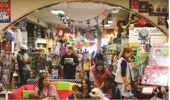 Square Books Jr.  Interior #3