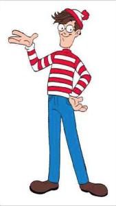 Square Books Where's Waldo?