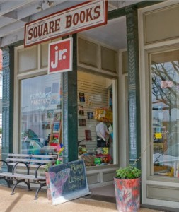Square books jr.  exterior