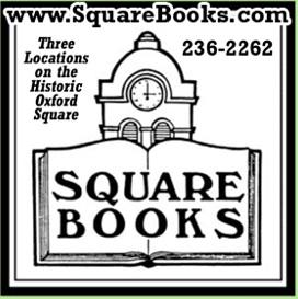 Indie Spotlight: Square Books Jr.,  Oxford MS