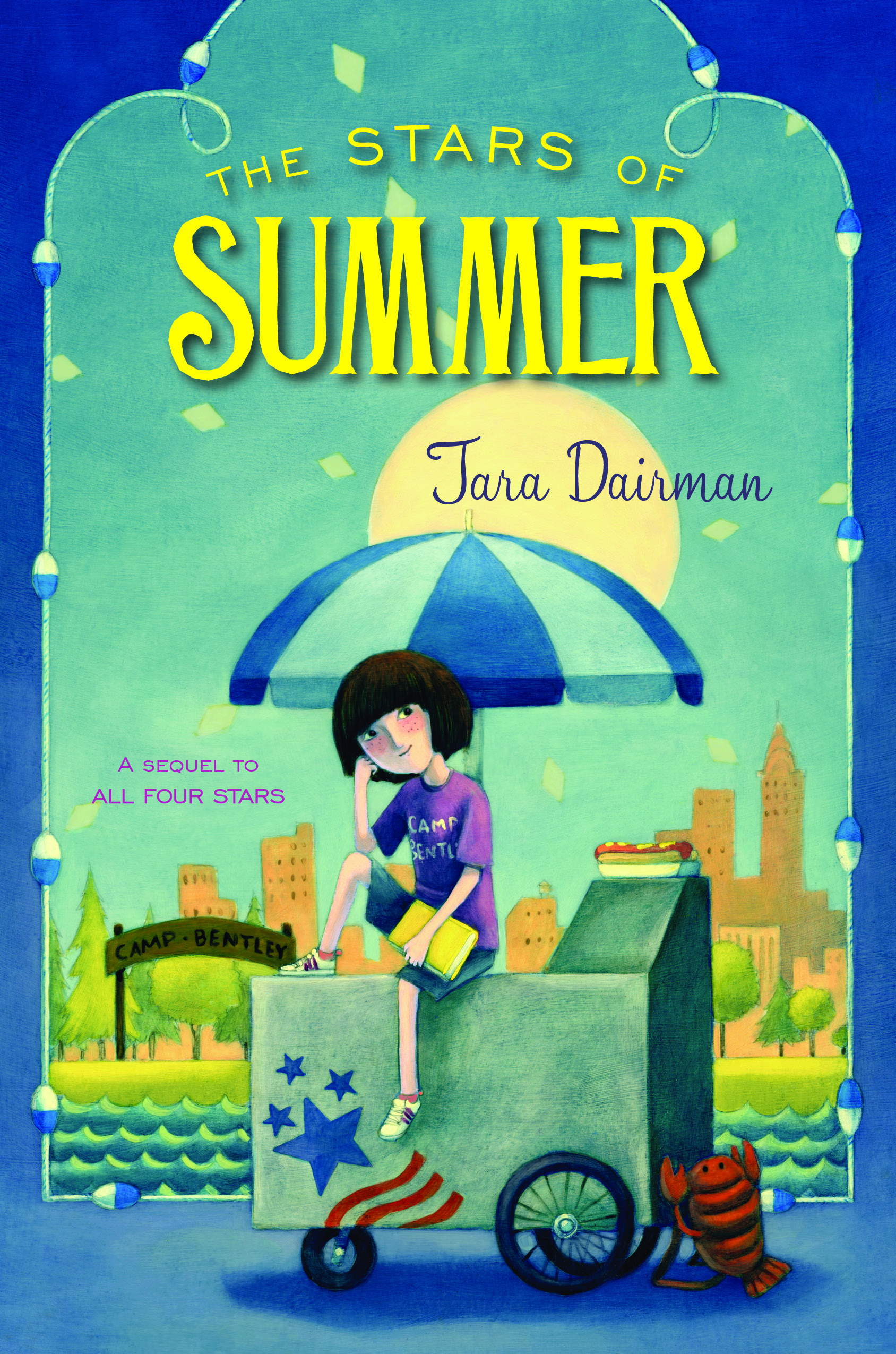 The Stars of Summer-Giveaway & Chat with Tara Dairman