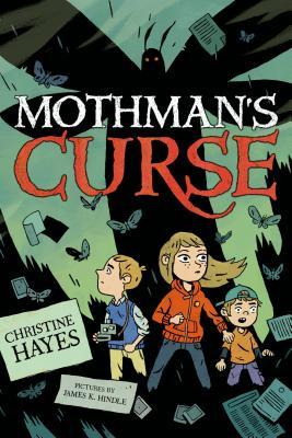 Mothman's Curse: A Giveaway