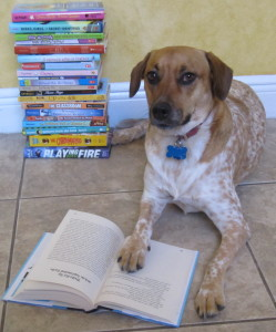 Middle Grade Books and Ruby