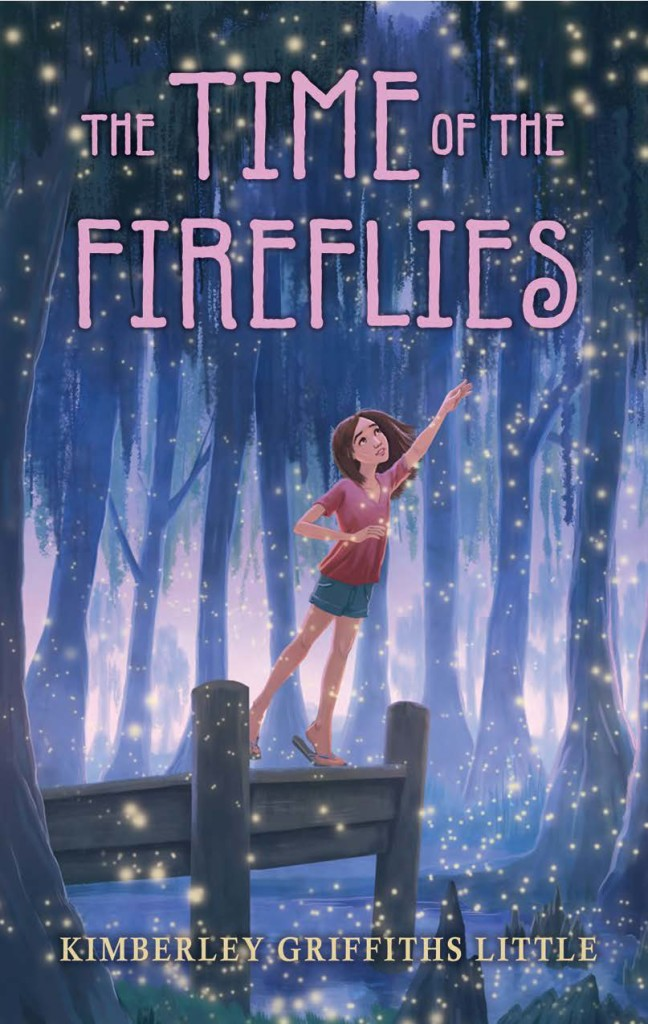 Winner of THE TIME OF THE FIREFLIES!