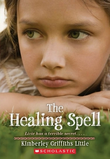 The Healing Spell paperback cover