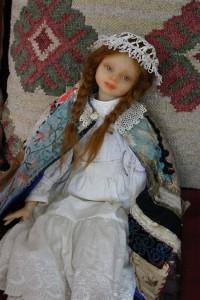 Minna doll Lauren made