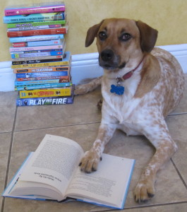 Z Middle Grade Books and Ruby 2