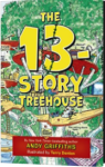 13-Story Treehouse Andy Griffiths