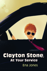 The Winners of BOTH Clayton Stone Books are...