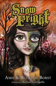 Book jacket for Snow Fright