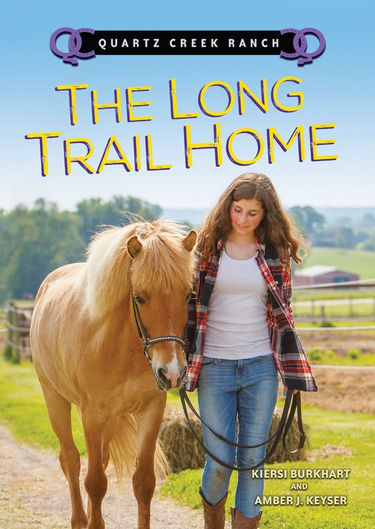 Cover Reveal! The Long Trail Home