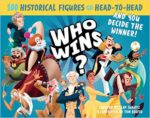Winner of the WHO WINS? book