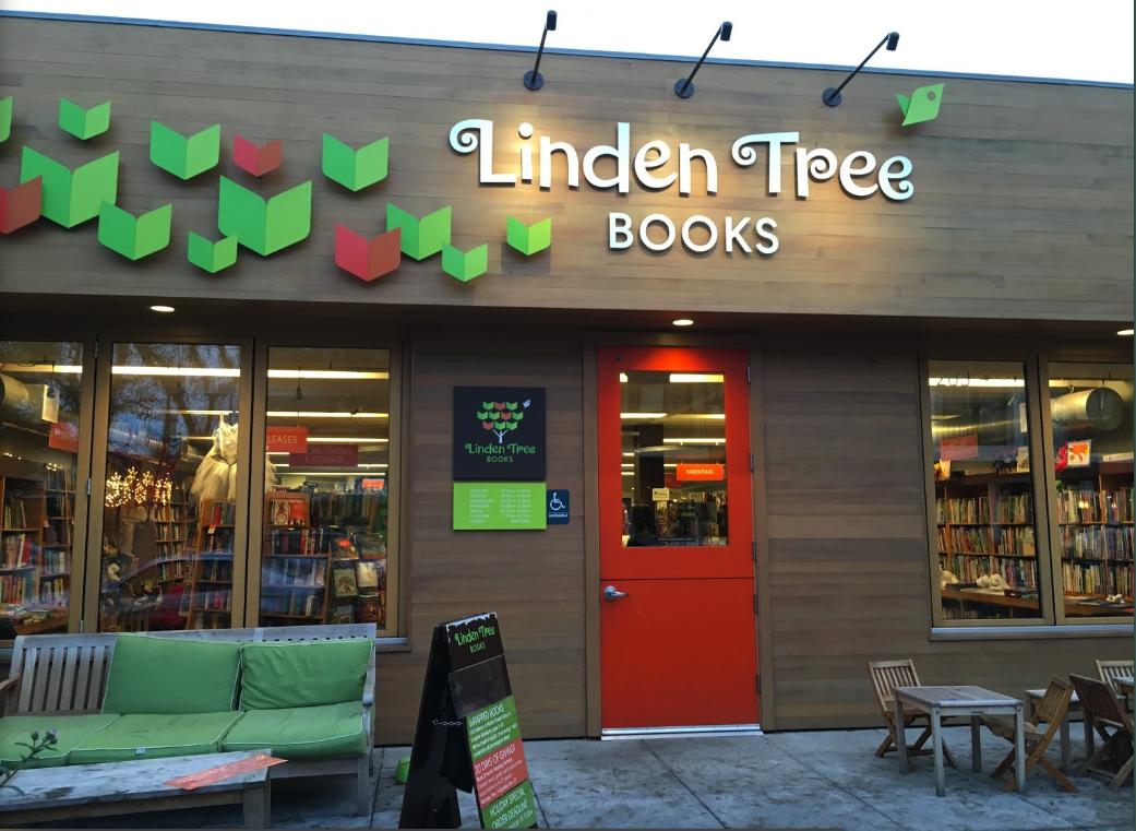 Indie Spotlight: Linden Tree Books, Los Altos CA