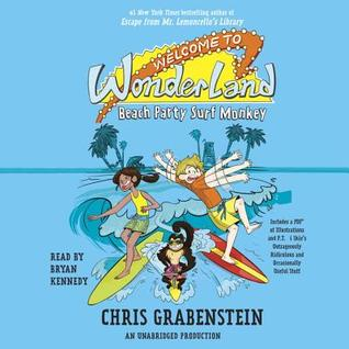 Chris Grabenstein Giveaway x 2